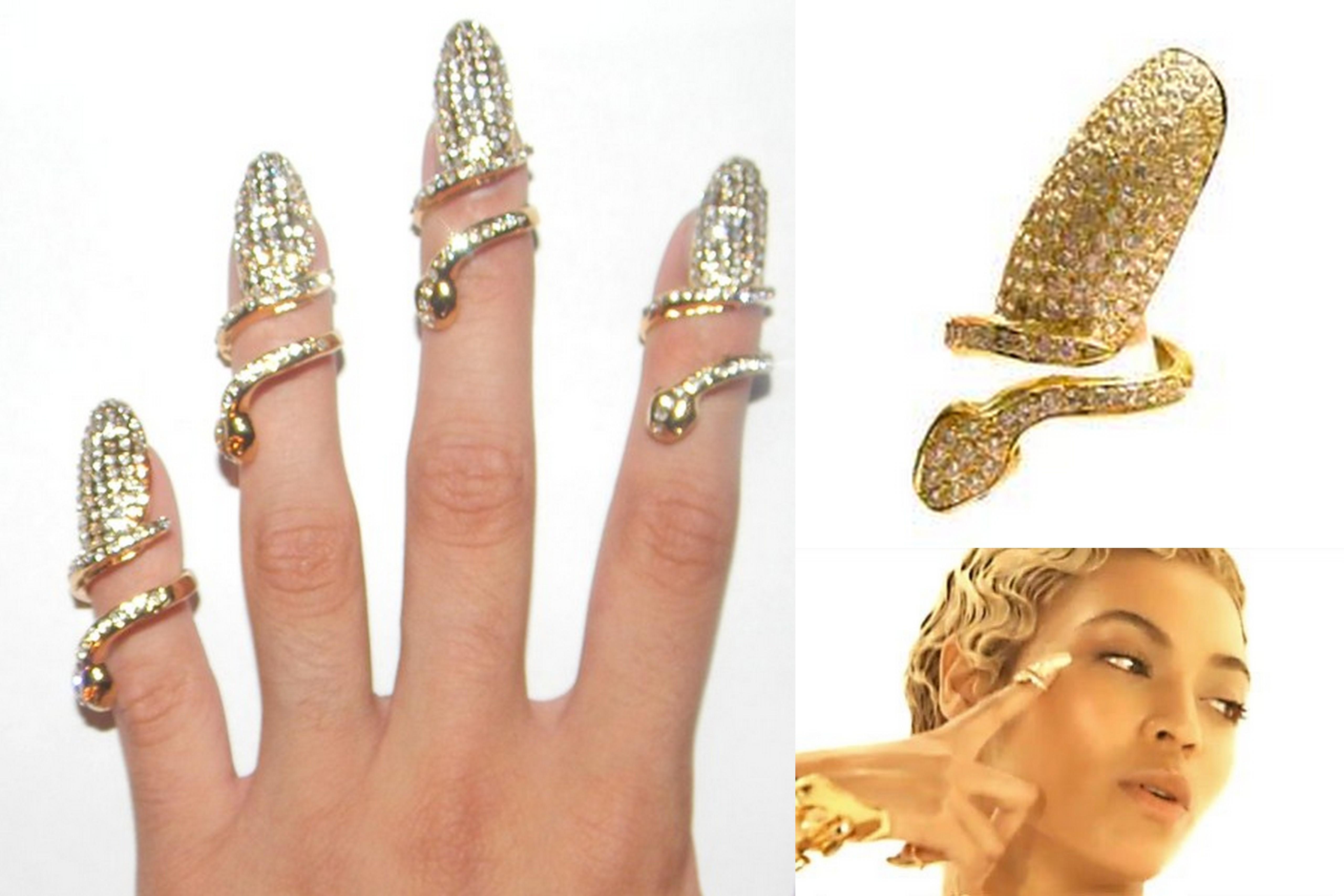 ANILLOS DE UÑAS (Nails Rings)