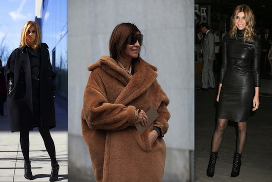 STREET STYLE BY CARINE ROITFELD