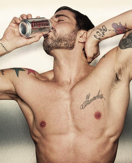 CAMPAÑA COCA COLA LIGHT