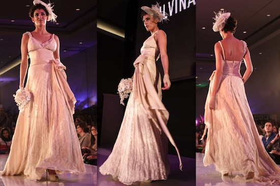 EXPO NOVIAS 2013 SILVINA BUTTINI