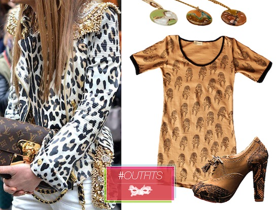 ¿ TE ANIMÁS AL ANIMAL PRINT?