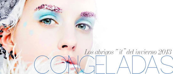 ¡CONGELADAS! LOS ABRIGOS IT DEL INVIERNO 2013