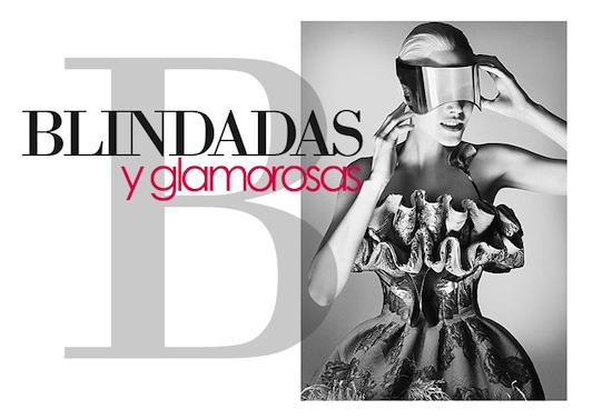 BLINDADAS Y GLAMOROSAS