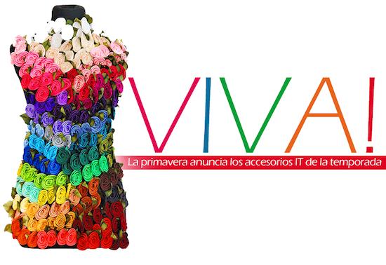 VIVA! LOS ACCESORIOS IT DE LA TEMPORADA