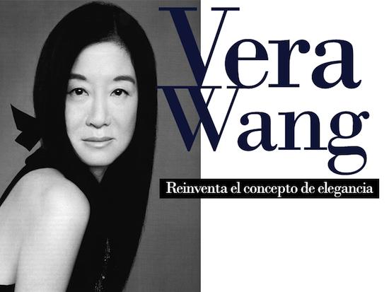 PRIMAVERA AZUL: Vera Wang reinventa el concepto de elegancia