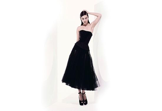 Dior corset