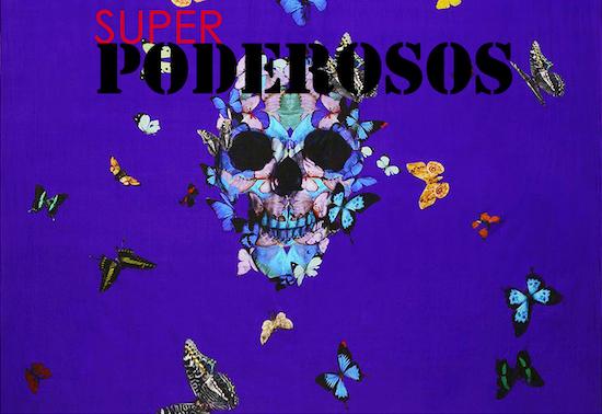 McQueen – Hirst: SUPERPODEROSOS