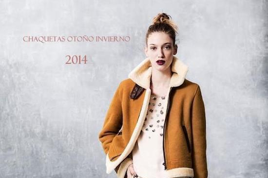 CHAQUETAS OTOÑO INVIERNO 2014