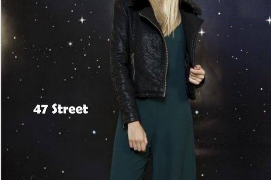 LOOK JUVENIL: 47 STREET