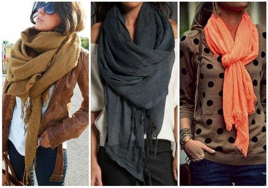 Bufandas-moda