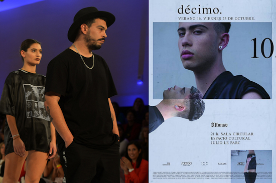 """PRESENTACIÓN DE """"DÉCIMO"""" POR LUCAS ALFONSO"""