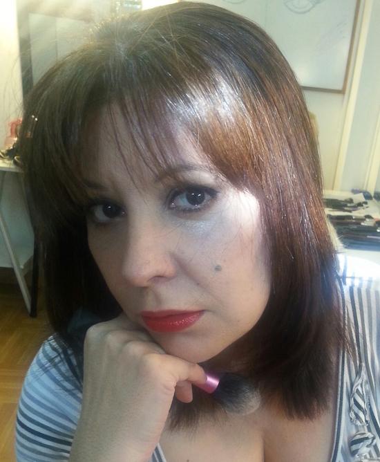 MARISA DEL DAGO: BRINDARÁ TALLERES DE MAQUILLAJE EN MENDOZA