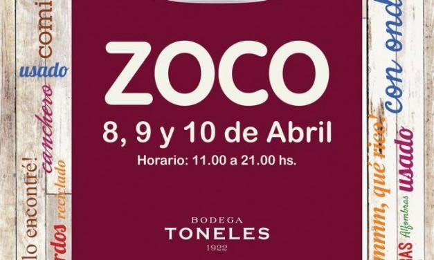 ZOCO nuevamente en Bodega Los Toneles