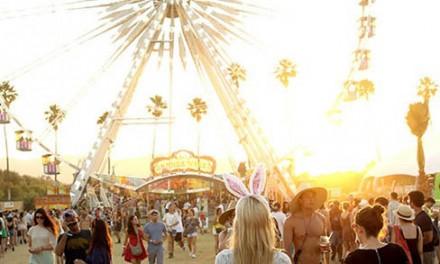 Looks de famosos en el show de Coachella