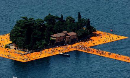Muelles flotantes: caminando sobre el agua