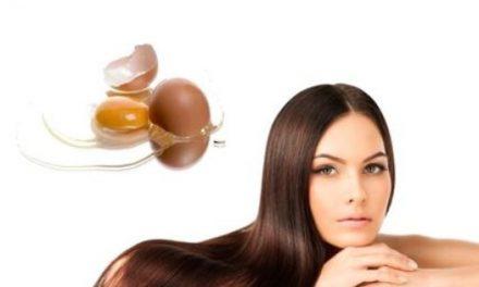 Recetas con huevo para un cabello sano