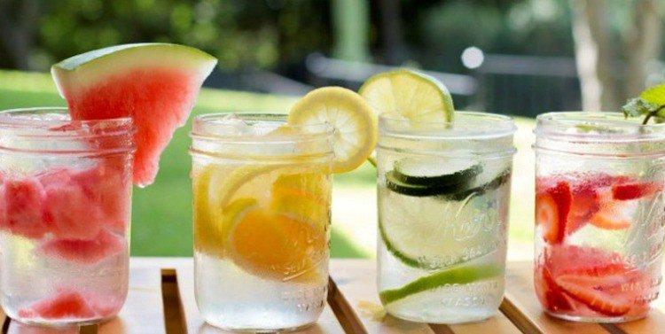 Aguas-saborizadas
