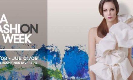 Tres días a pura moda en el Mendoza Fashion Week