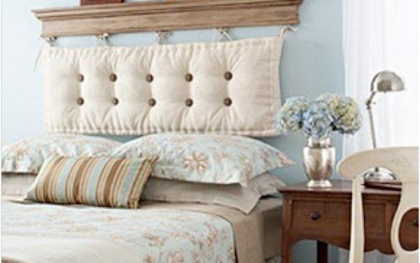 Cabeceros de cama:10 ideas para poner en práctica