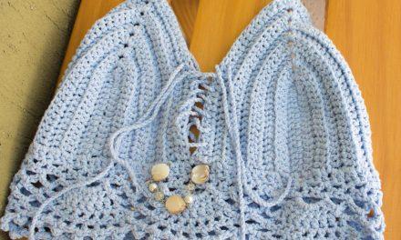 Crochet a toda hora: Trajes de baño