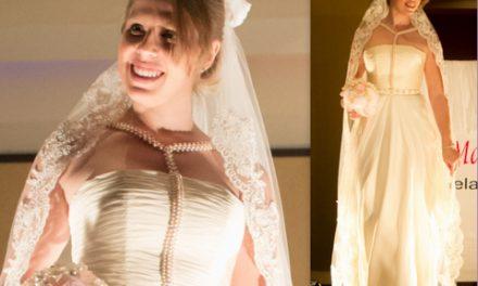 Silvina Buttini novias en Sheraton de moda