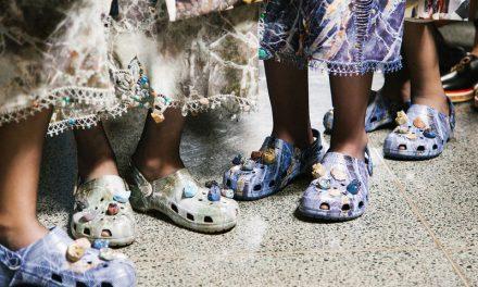 Los crocs en Alta moda