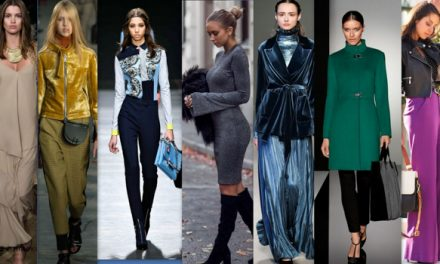 Los 10 tonos de moda para Otoño-Invierno 2017