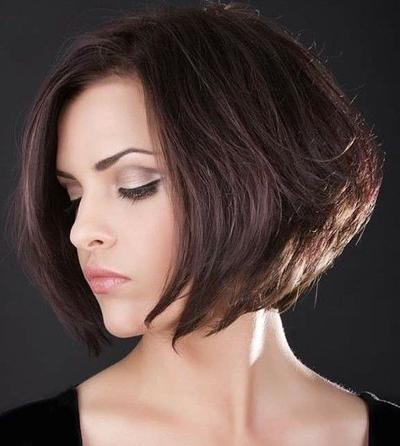 Corte de cabello para dama invierno 2017