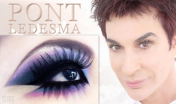 Juan Manuel Pont Ledesma: El maquillaje como el arte lo que busca es cambiarte la conducta