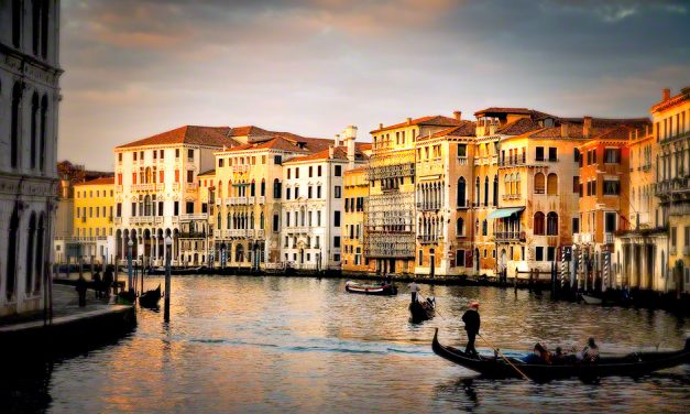 Venecia: El Puente de los Suspiros