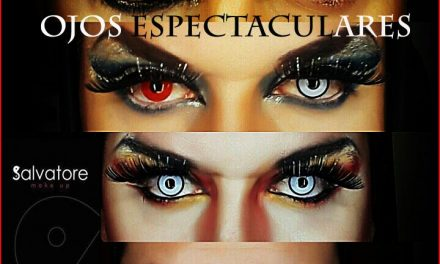 Ojos espectaculares: Jornada para maquilladores