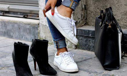 Sneakers para cualquier momento del día