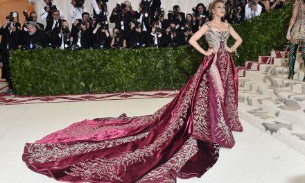 Toda el glamour en la Met Gala de New York