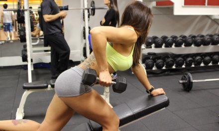 Ejercicios efectivos para quemar calorías en el gimnasio.