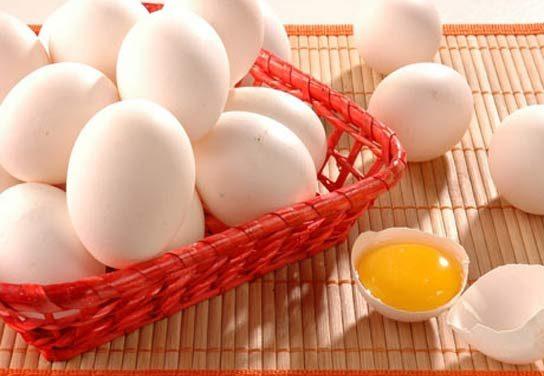 Desayuna huevos para bajar de peso