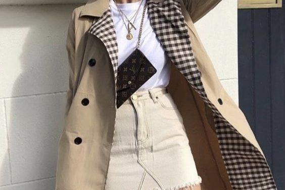 Trench coat: la prenda ideal para estos días lluviosos