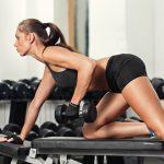 Beneficios que te da incorporar pesas a tu rutina de ejercicios