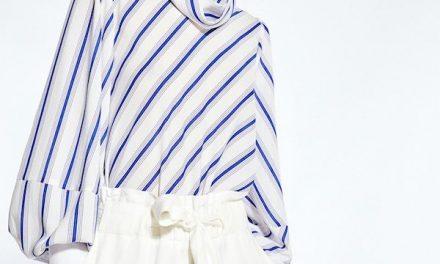 Ideas de cómo incorporar las rayas en tu guardarropas
