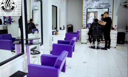 Cortes y barbería con diseño de Autor