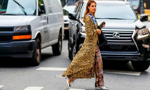Animal Print: el estampado que reina ésta temporada
