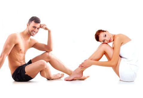 Diferencias entre  la depilación definitiva en hombres y mujeres