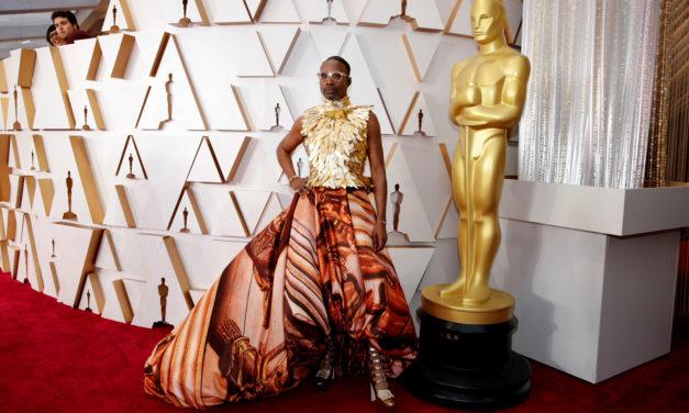 No atinaron en sus looks en los Oscars