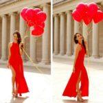 Inspiración en rojo para San Valentín