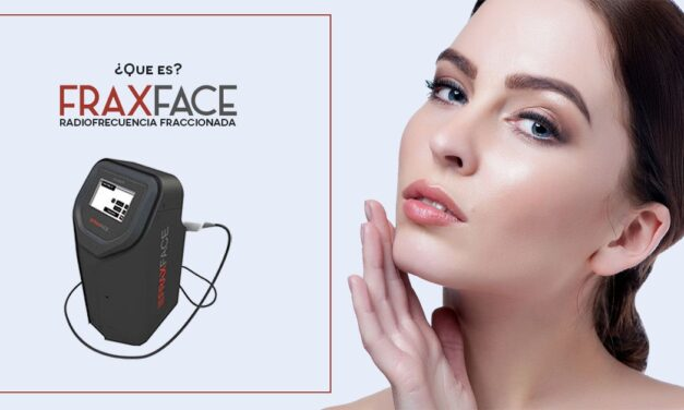 FRAXFACE: Lo último en rejuvenecimiento de arrugas,manchas y cicatrices