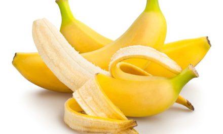 6 beneficios de la cáscara de banana para la piel